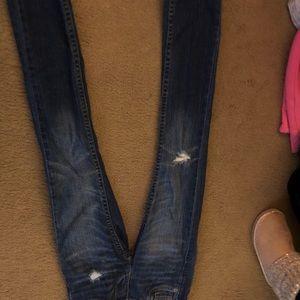Levi's Girls Jeans 8 Slim